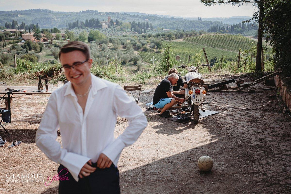 Sesja ślubna Włochy