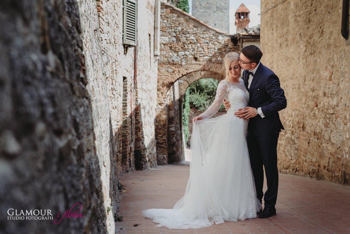 Sesja zdjęciowa Toskania